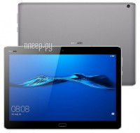 Планшет Huawei MediaPad M3 Lite 10 32Gb BAH-L09 Grey (Qualcomm MSM8940 Snapdragon 435 1.4 GHz/3072Mb/32Gb/GPS/LTE/Wi-Fi/Bluetooth/Cam/10.1/1920x1200/Android)