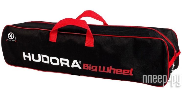 Сумка для самокатов 145-200 Hudora Black-Red 14659 / 01