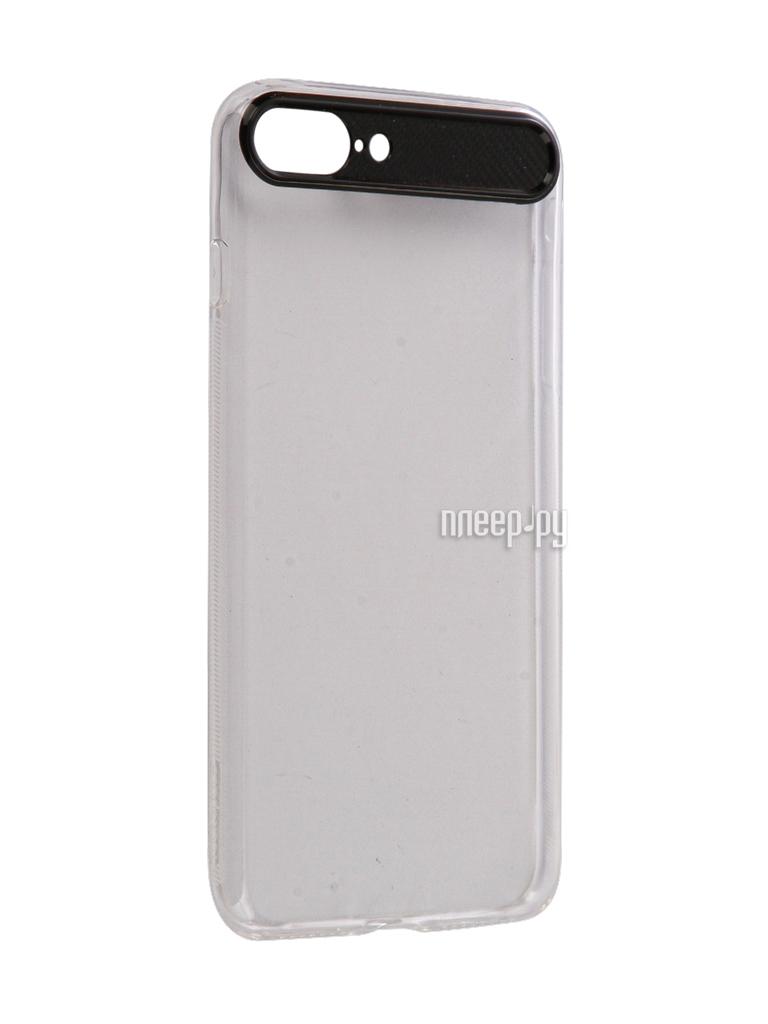 Аксессуар Чехол Rock Space Ace для iPhone 7 Plus Transparent 76451