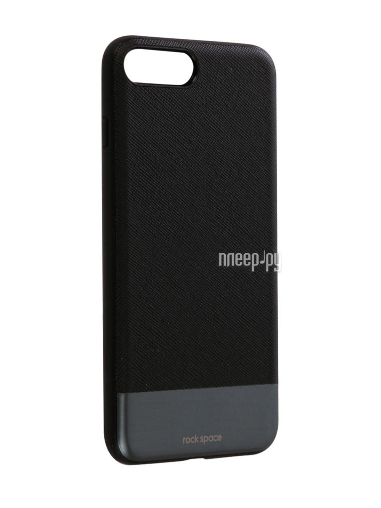 Аксессуар Чехол Rock Space Elite для iPhone 7 Plus Black 39364