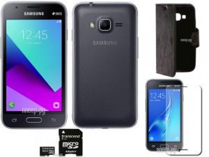 Купить Сотовый телефон Samsung SM-J106F/DS Galaxy J1 Mini Prime Black Выгодный набор + подарок серт. 200Р!!