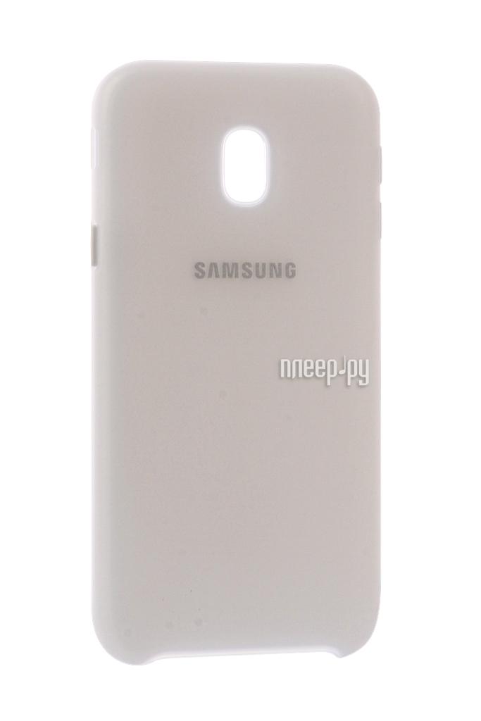Аксессуар Чехол Samsung Galaxy A7 Snoogy иск. кожа Black SN-SMb-a7/2017/-BLK-LTH