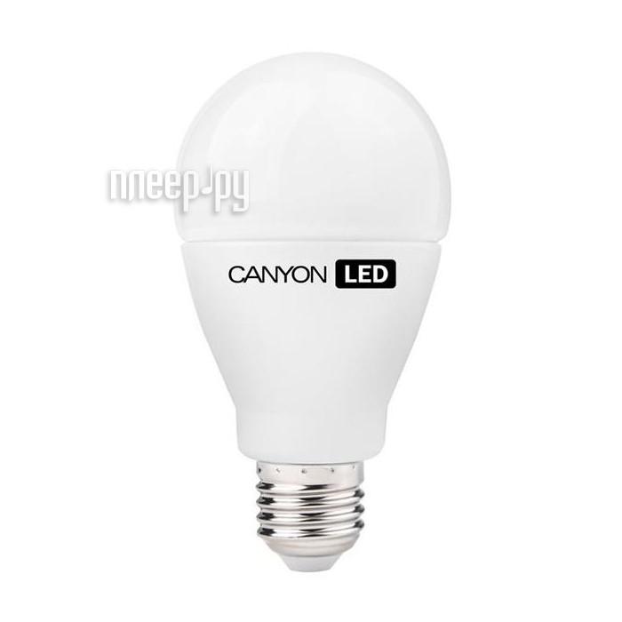 Лампочка Canyon A60 E27 12W 2700K 7WAE27FR12W230VW