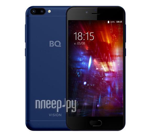 Сотовый телефон BQ BQ-5203 Vision Dark Blue