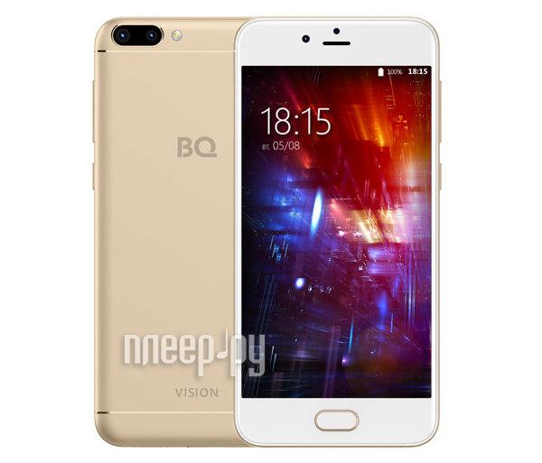 Сотовый телефон BQ BQ-5203 Vision Gold