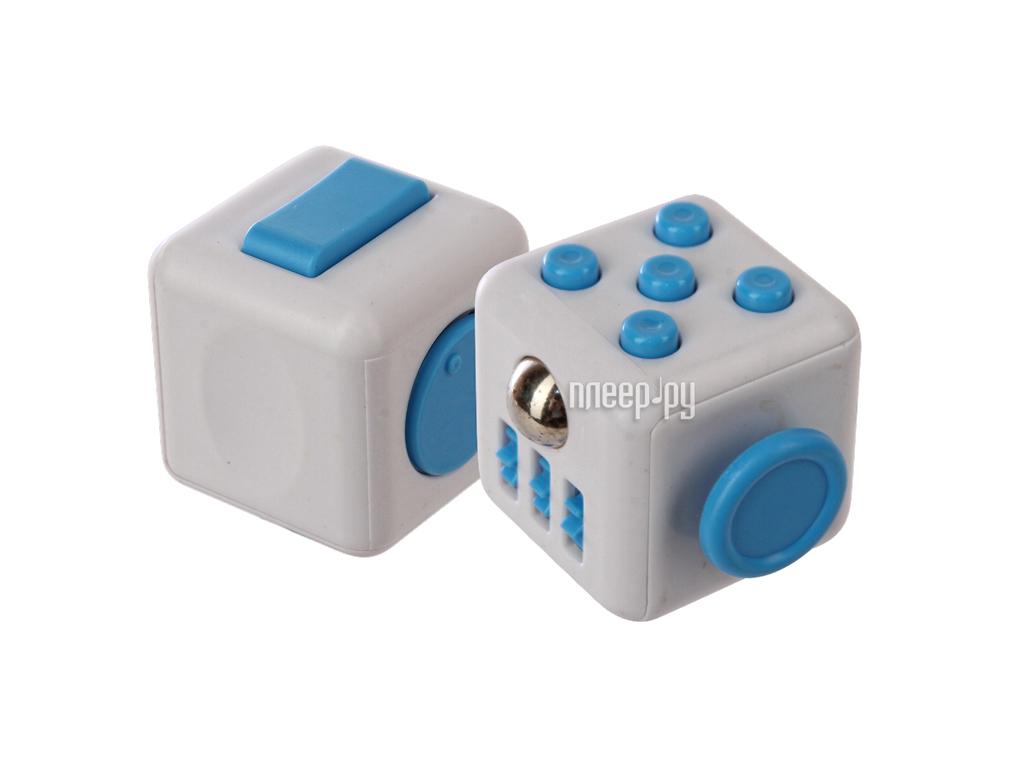 Игрушка антистресс Fidget Cube White-Light-Blue за 119 рублей