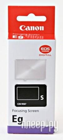 Аксессуар Canon EG-S for EOS 5D MarkII - фокусировочный экран  Pleer.ru  1211.000