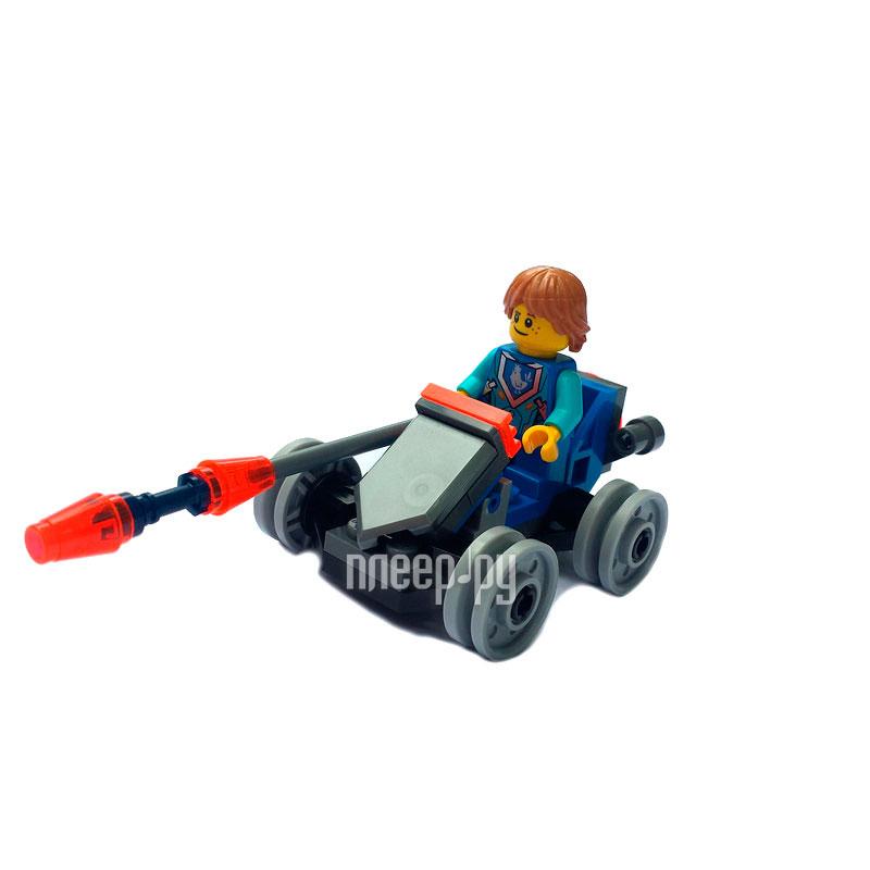 Конструктор Lego Nexo Knights Повозка рыцаря 271606 за 127 рублей