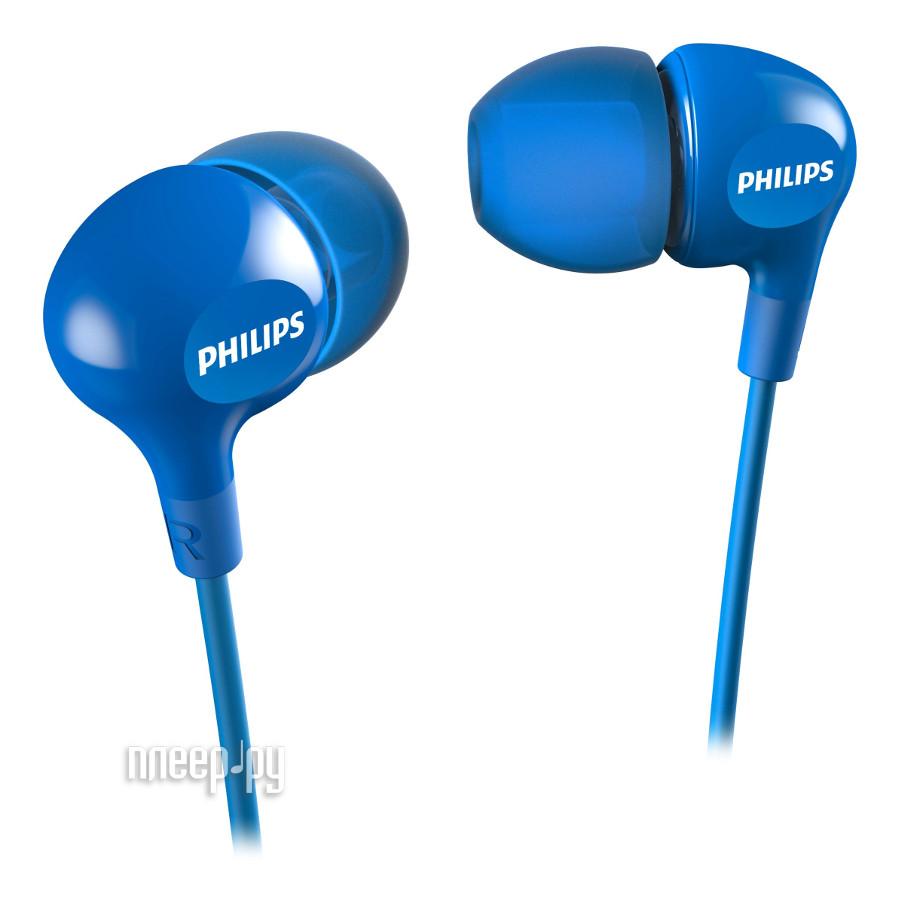 Наушники Philips SHE3550BL / 00