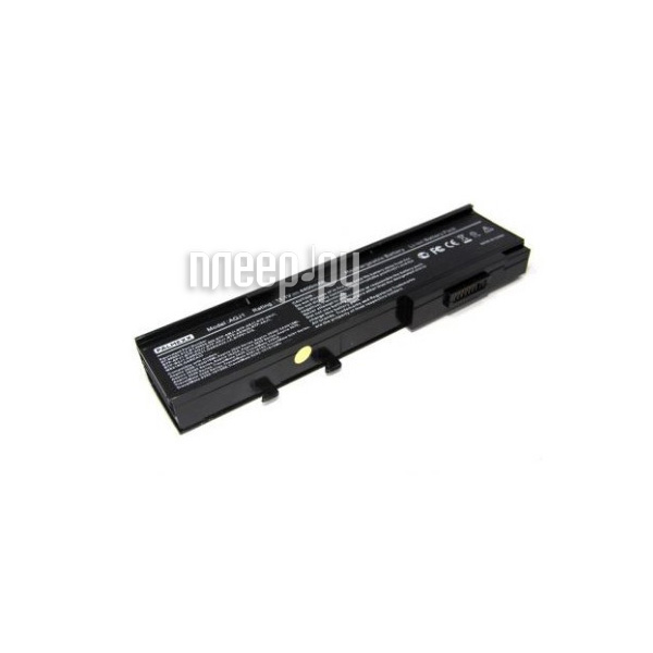 Аккумулятор Palmexx Acer AQJ1 4400mAh Black PB-015