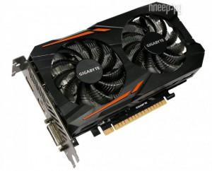 Купить GigaByte GeForce GTX 1050 1379Mhz PCI-E 3.0 2048Mb 7008Mhz 128 bit DVI HDMI HDCP OC GV-N1050OC-2GD - УЦЕНКА!