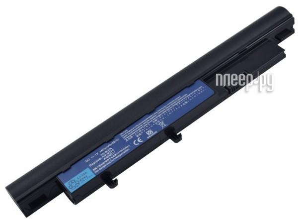 Аккумулятор Acer Aspire 3410/3810/3810T/4810/4810T/5810/5810T AS09D70 Pitatel 5200 mAh BT-053 / D-NB-947  Pleer.ru  1570.000