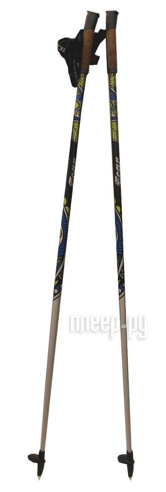 Палки Cober Tear Green Oval 140cm