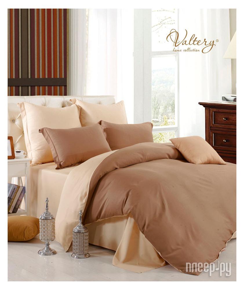 Постельное белье Valtery BS-10 Комплект Семейный Бамбуковый Сатин