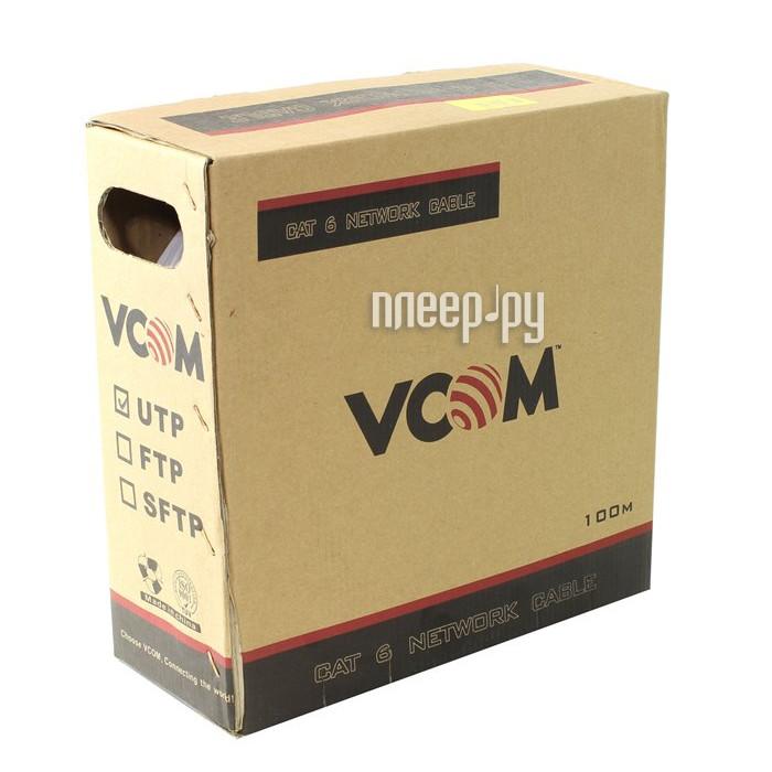 Аксессуар VCOM UTP cat.6 купить