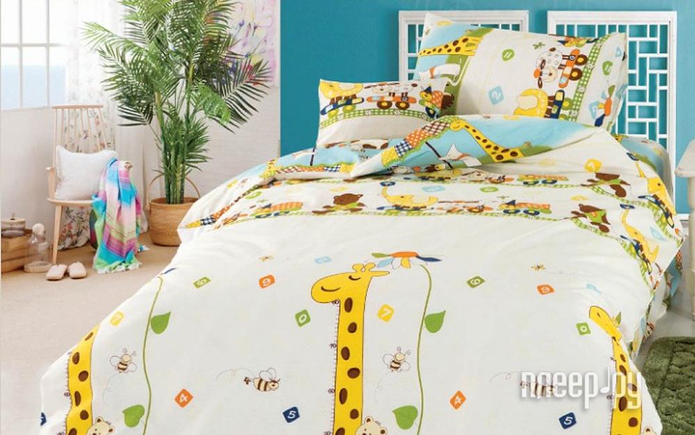 Постельное белье Сайлид С64 Комплект детский 1.5 спальный Поплин