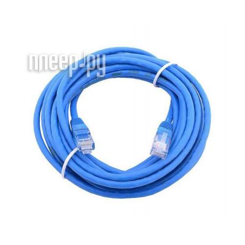 Аксессуар AOpen UTP cat.5e ANP511 5m Blue
