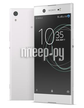 Сотовый телефон Sony G3212 Xperia XA1 Ultra 32Gb White
