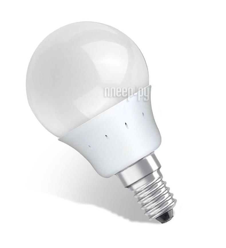 Лампочка Estares GL6-E14 AC170-265V 6W Warm White