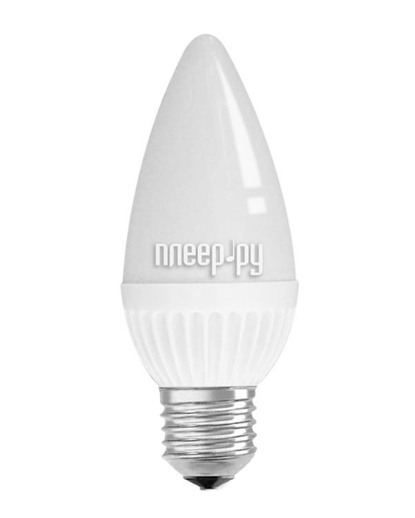 Лампочка Estares Свеча LC-C37-6-WW-220-E27
