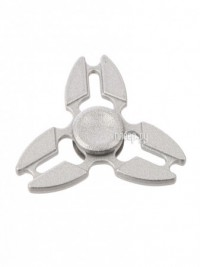 Спиннер Aojiate Toys Finger Spinner Metal Pointed White RV572