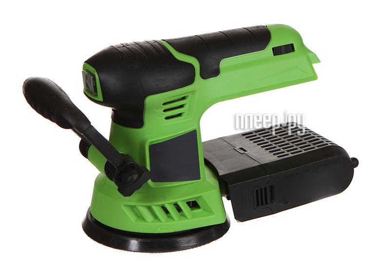 Шлифовальная машина Greenworks G24ROS 3100107