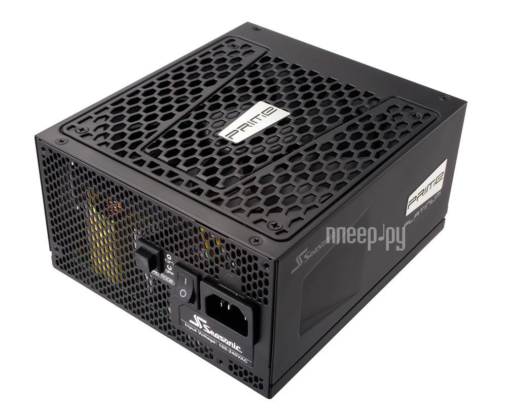 Блок питания SeaSonic Platinum SSR-750PD 750W