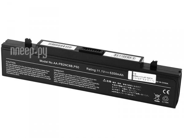 Аккумулятор Samsung P50/P60/R40/R45/R60/R65/X60/X65/R510/R560/R700/Q210/Q310 AA-PB2NC6B/AA-PB4NC6B Pitatel 4800 mAh BT-890 / D-NB-110  Pleer.ru  1899.000