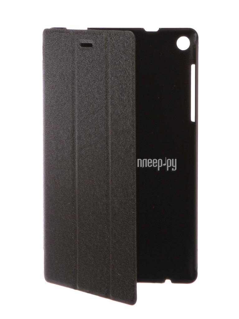 Аксессуар Чехол Lenovo Tab 3 710i 7.0 Cross Case EL-4005 Black