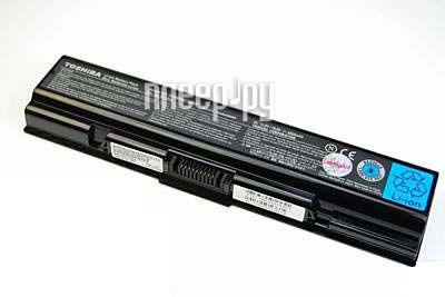 Аккумулятор Toshiba Satellite A200/A300/L300/L500 Pitatel PA3534 - 4400/5200 mAh BT-744 / D-NB-256  Pleer.ru  1850.000