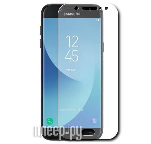 Аксессуар Защитное стекло Samsung Galaxy A3 2017 4.7 Red Line 0.2mm Tempered Glass