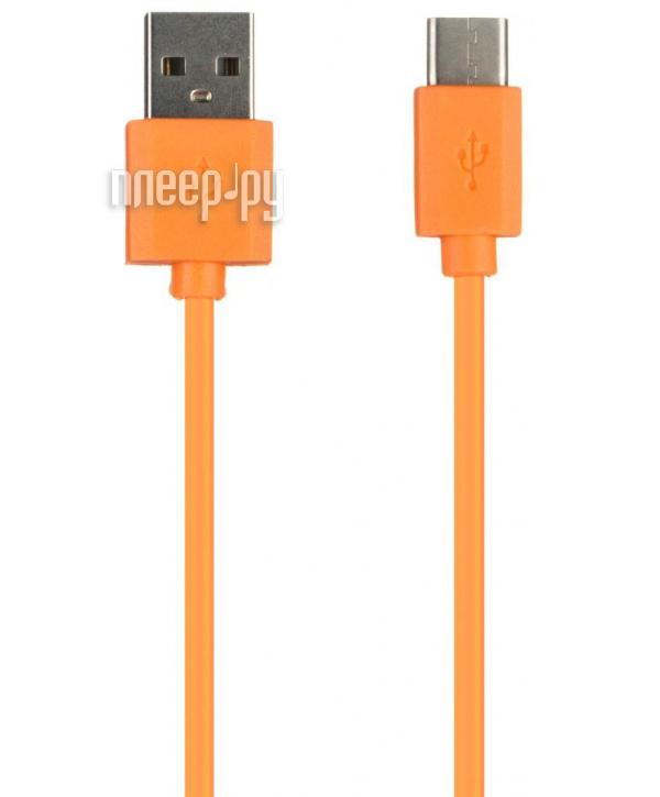 Аксессуар Red Line USB - Type-C Orange