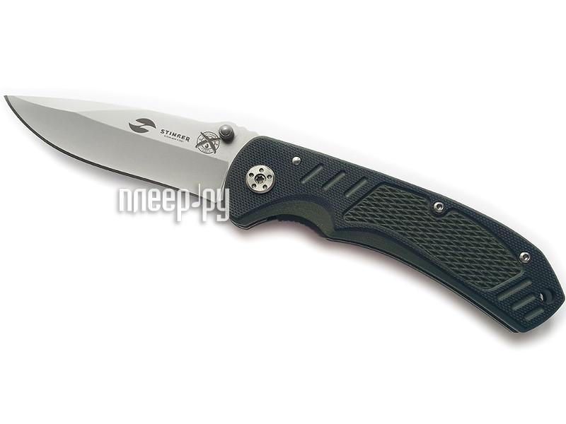 Нож Stinger FK-GN01 Green-Black - длина лезвия 85мм