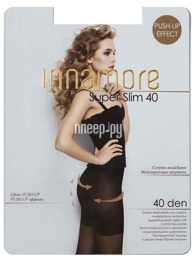 Колготки Innamore Super Slim размер 3 плотность 40 Den Daino