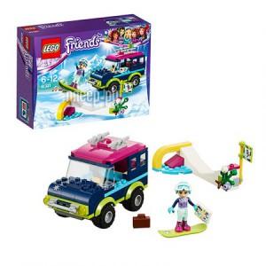 Купить Конструктор Lego Friends Горнолыжный курорт Внедорожник 41321