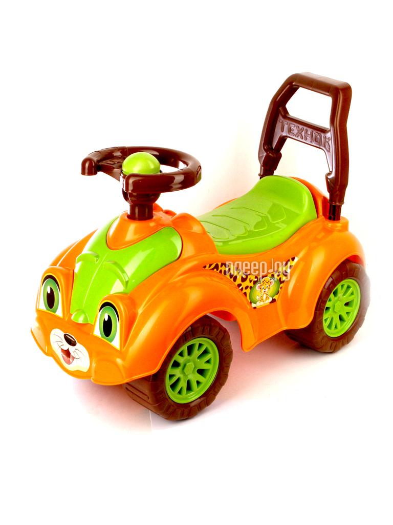 Игрушка Технок Автомобиль для прогулок 1130308