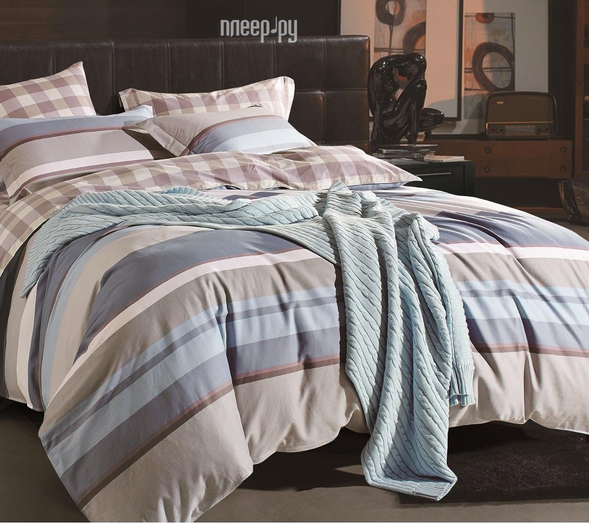 Постельное белье Этель Новый стиль Комплект 2 спальный Сатин 1773447