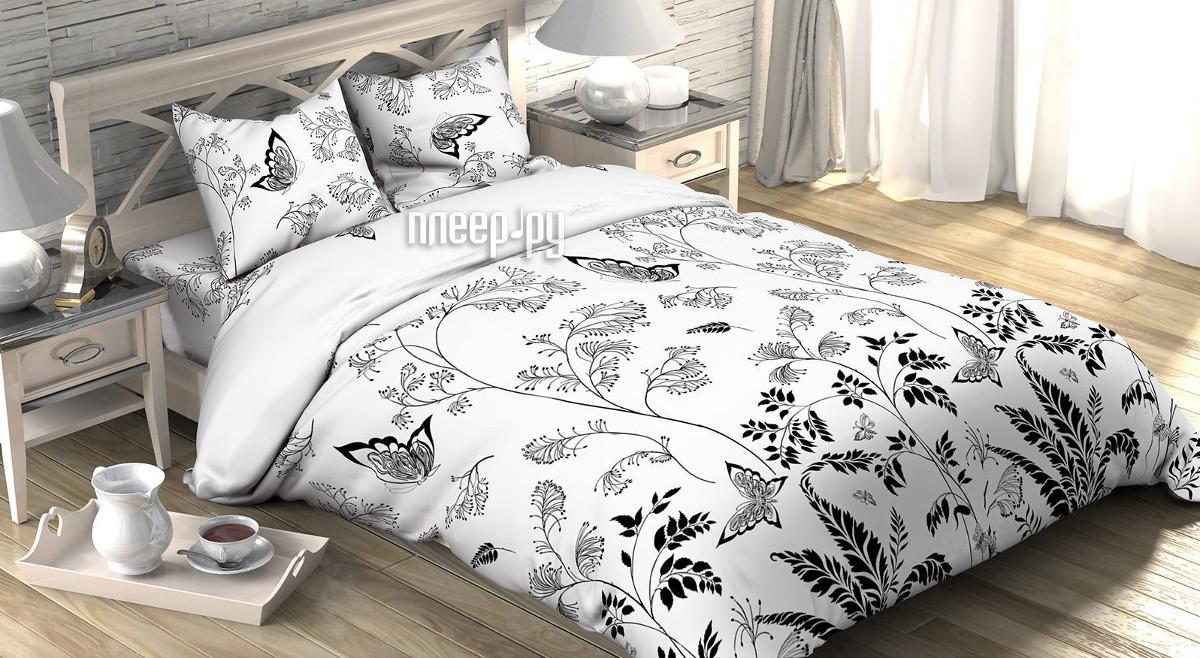 Постельное белье Этель Легкость ночи Комплект 2 спальный Бязь 1090406 купить