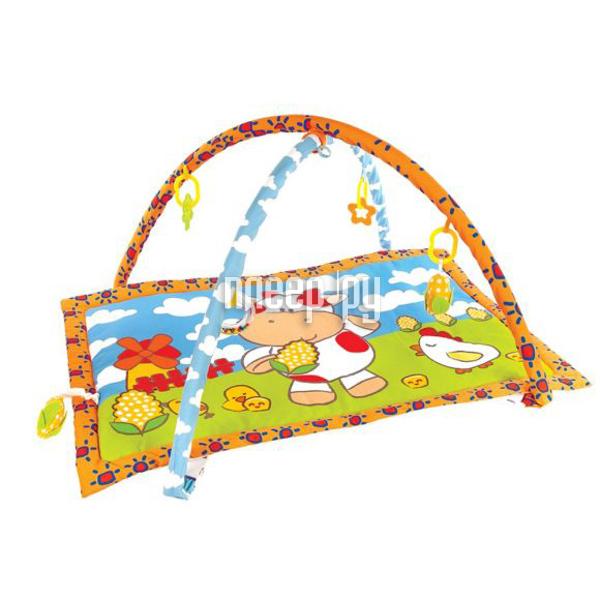 Развивающий коврик Жирафики Коровка Муу и кукурузка 939350 за 1268 рублей