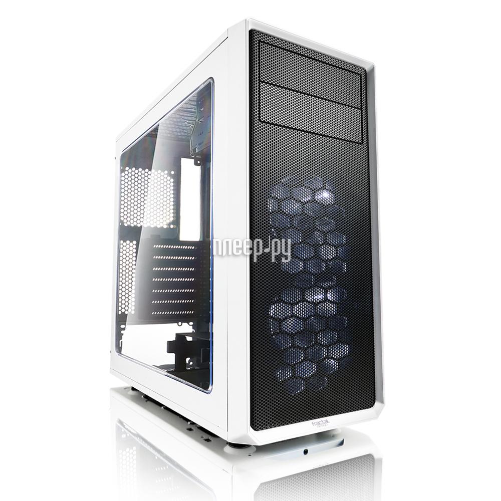 Корпус Fractal Design Focus G White FD-CA-FOCUS-WT-W