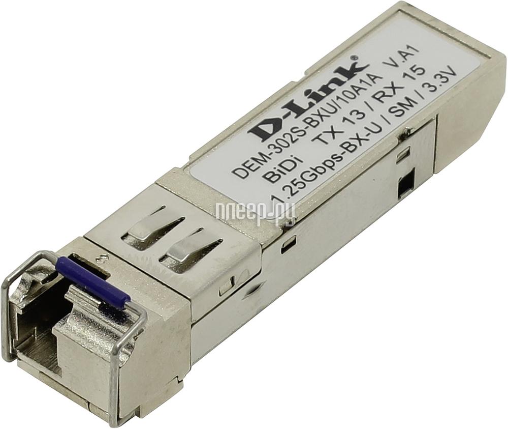 Трансивер D-Link DEM-302S-BXU