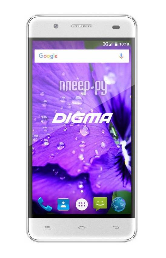 Сотовый телефон Digma Linx A450 3G White