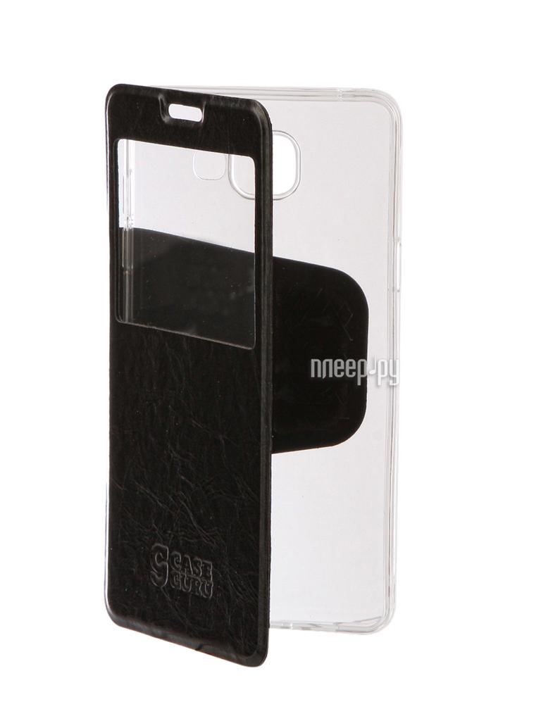 Аксессуар Чехол для Samsung Galaxy A5 2016 CaseGuru Ulitmate Case Glossy Black