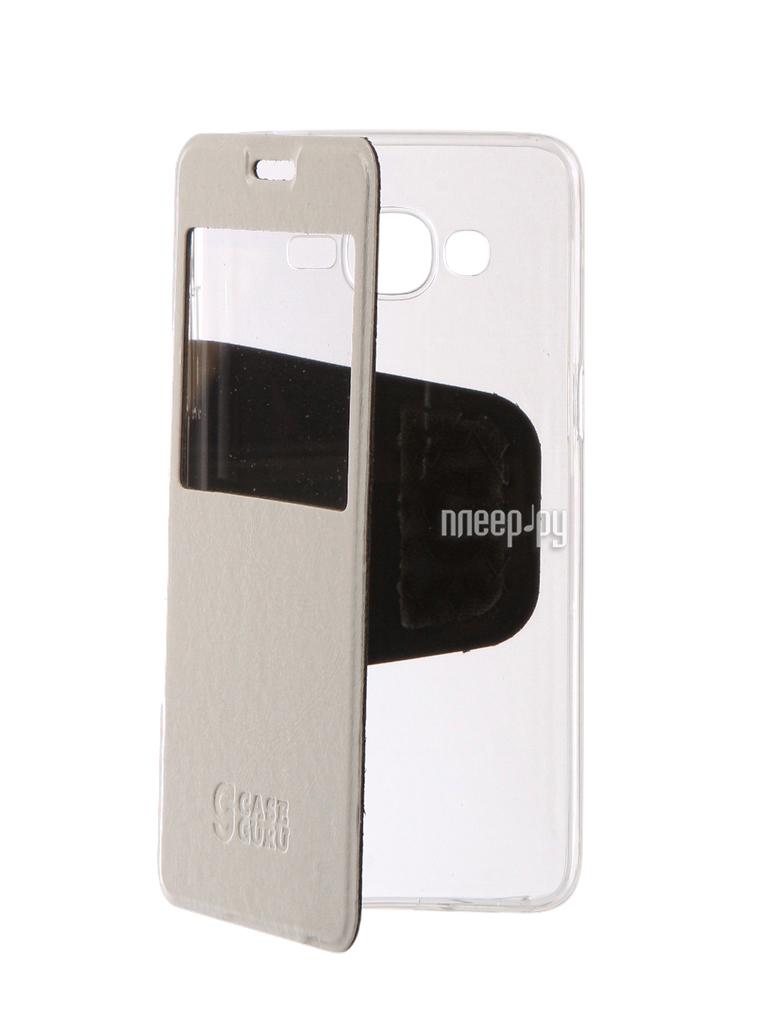 Аксессуар Чехол для Samsung Galaxy J2 Prime CaseGuru Ulitmate Case Glossy White 95406