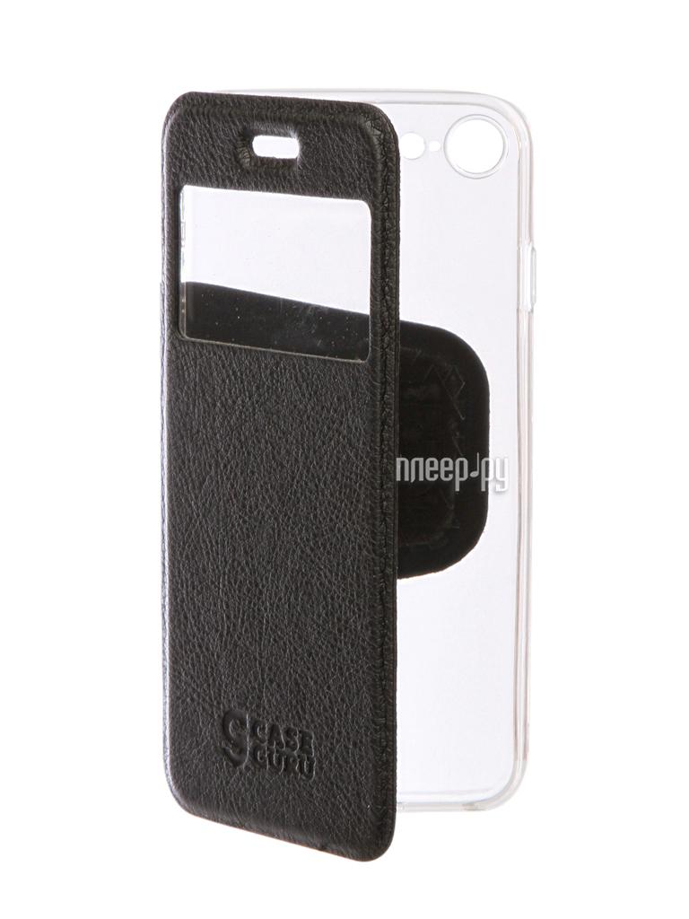 Аксессуар Чехол CaseGuru Ulitmate Case для APPLE iPhone 7 Dark Black 95453