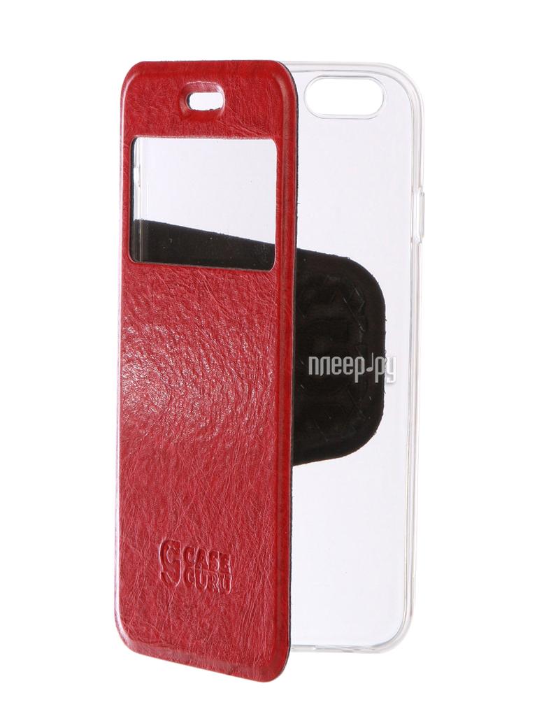Аксессуар Чехол CaseGuru Ulitmate Case для APPLE iPhone 6 / 6S Glossy Red 95414