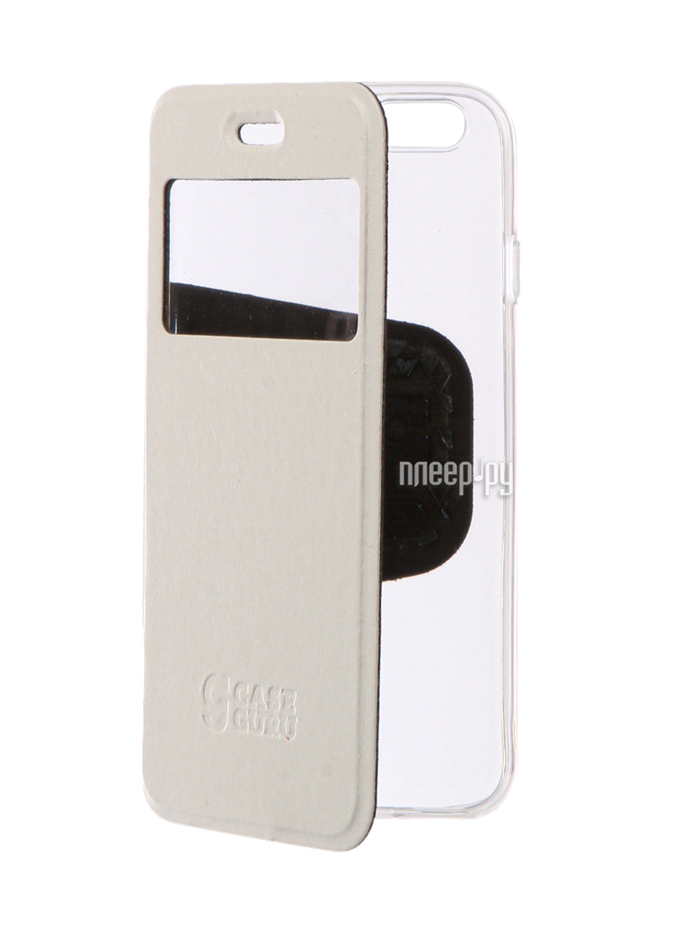 Аксессуар Чехол CaseGuru Ulitmate Case для APPLE iPhone 6 / 6S Glossy White 95395 купить
