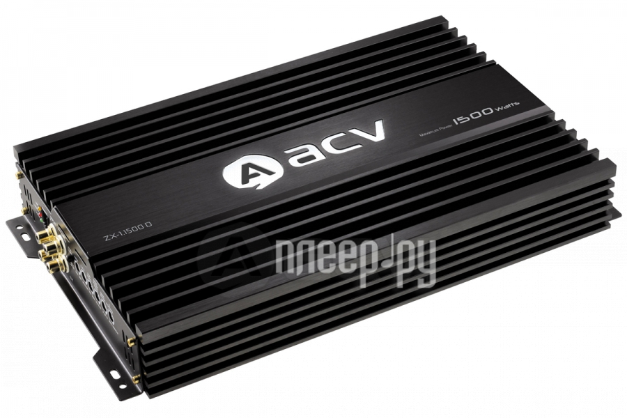 Усилитель ACV ZX-1.1500D за 7156 рублей