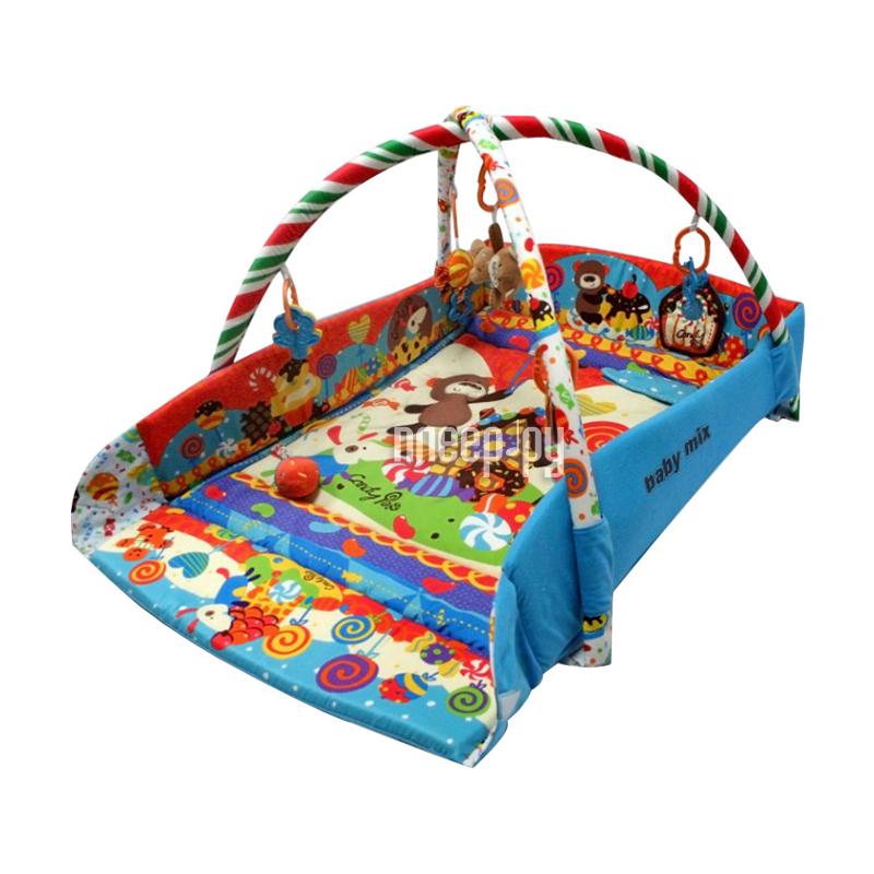 Развивающий коврик BabyOno Конфетки 3261СE-4278