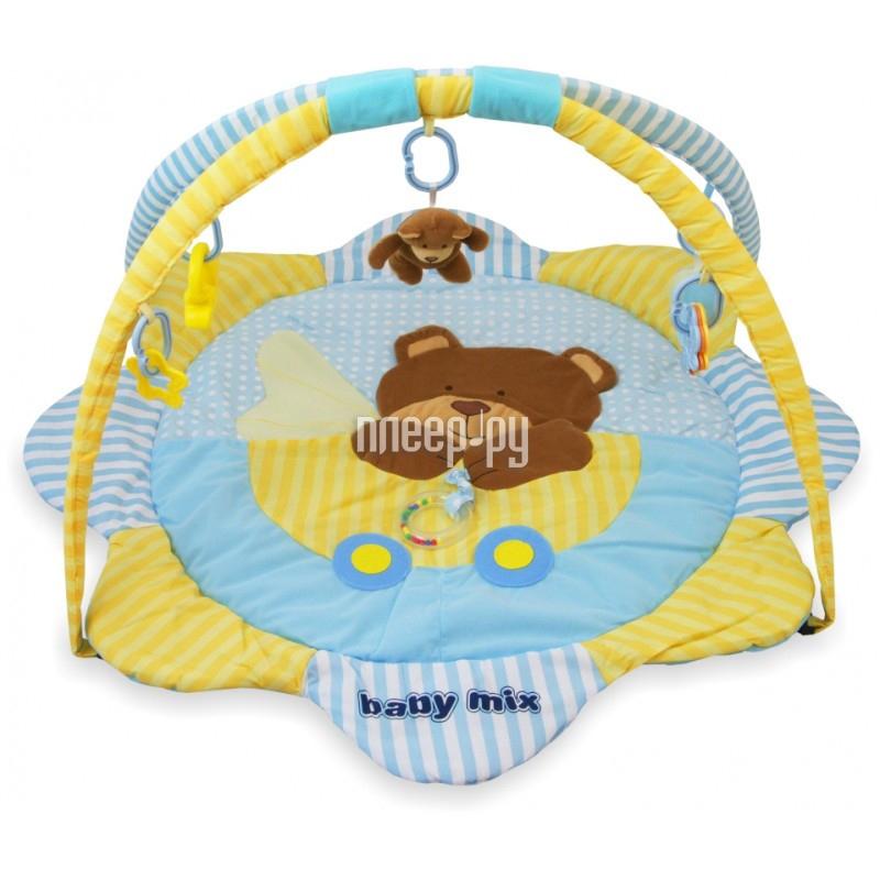 Развивающий коврик BabyMix Маленкий мишка 3131 / 21
